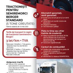 DGH oferta Tractionisti